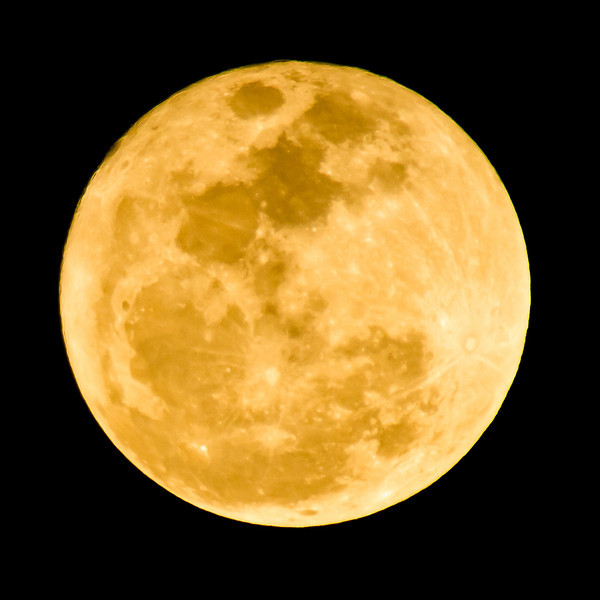 Super moon<br /> 400mm with 1.4x