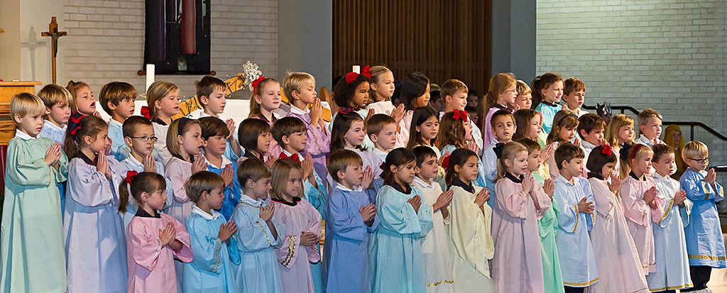Wesleigh Christmas Program at St. John Church