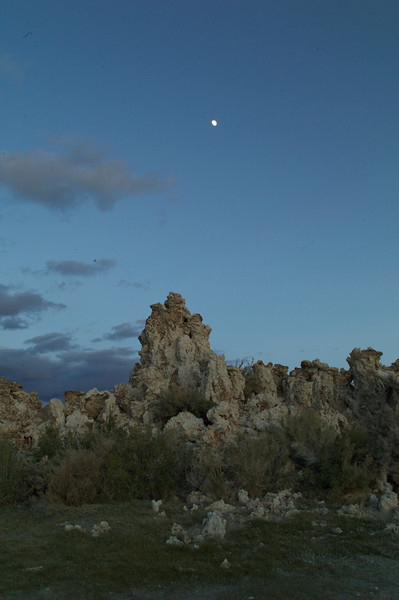 Mono Lake: Sunset