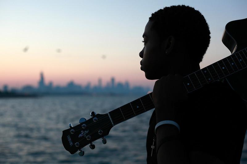 GIDEON REDIC - Guitarist
