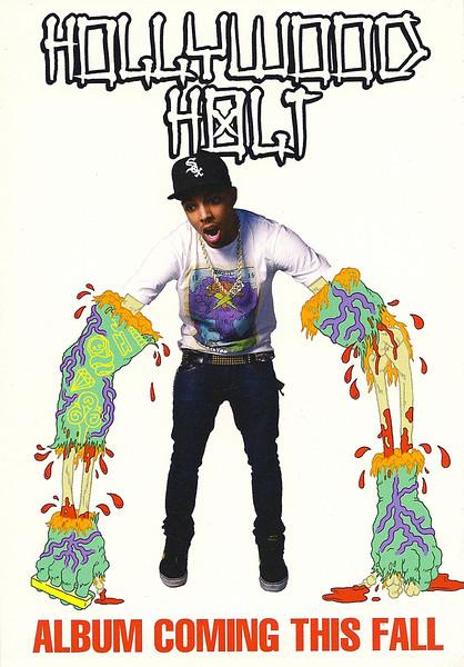 HOLLYWOOD HOLT - Rapper
