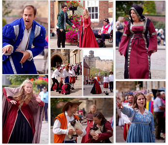 04.09.11 - All The World's a Stage.............  A quick collage from the Lincoln Shakespeare Festival that started this weekend. To publicise the festival some of the actors staged cameo outdoor scenes in Castle Square, demonstrated how to choreograph stage fights, and generally created a wonderful atmosphere. I'm not a big Shakespeare fan to be honest, I find the language inpenetrable. But in the hands of good actors it can come alive and even I enjoyed it :)  There is a small gallery here;     http://www.lightanddreamsphotography.com/Travel/LINCOLN-SHAKESPEARE-FESTIVAL/18848631_F4j5fV#1460821910_v8xZ8tx