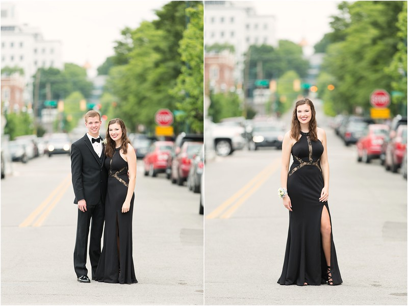 Chattanooga Senior Prom Pictures | Pamela Greer Photography