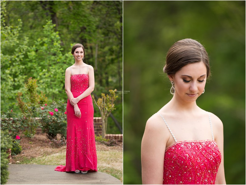 Chattanooga Homeschool Prom Photos