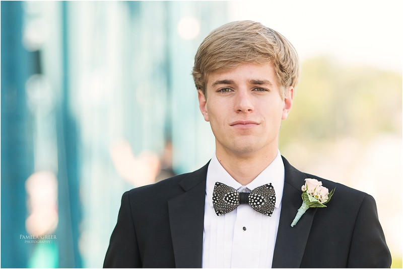 Senior Boy Prom Photos | Chattanooga