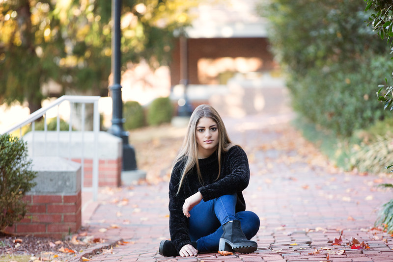 Chattanooga Senior Portraits | Baylor School