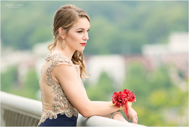 Senior Portrait Photography in Chattanooga | Pamela Greer Photography
