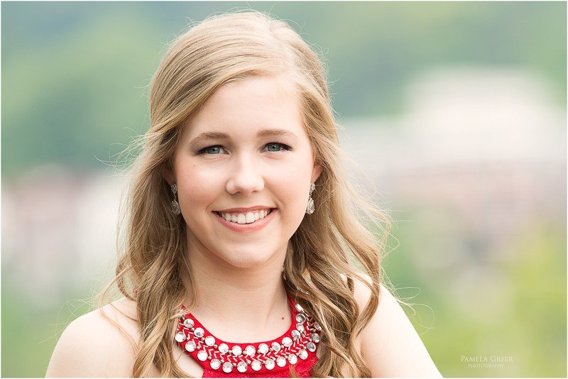Chattanooga senior portraits | Pamela Greer Photography