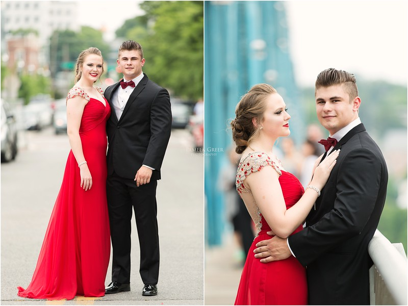 Chattanooga Prom Portraits | Pamela Greer Photography