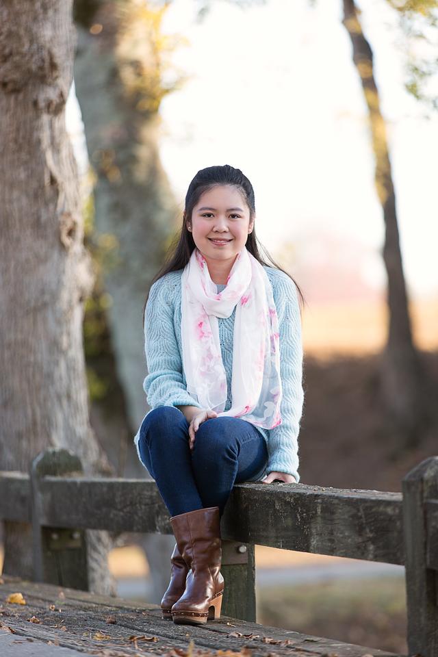 Senior girl portraits |  Chattanooga