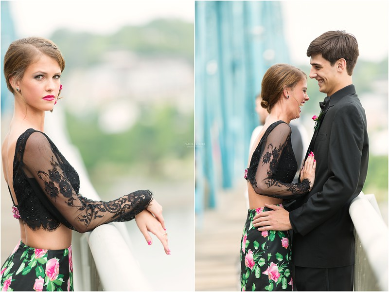 Chattanooga Prom photos | Pamela Greer Photography