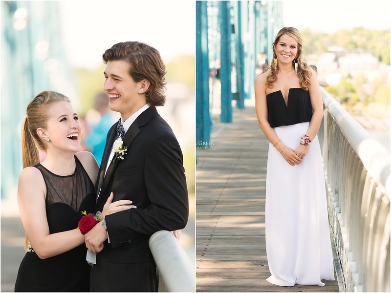 Senior Prom Photography | Chattanooga | Pamela Greer PHotography