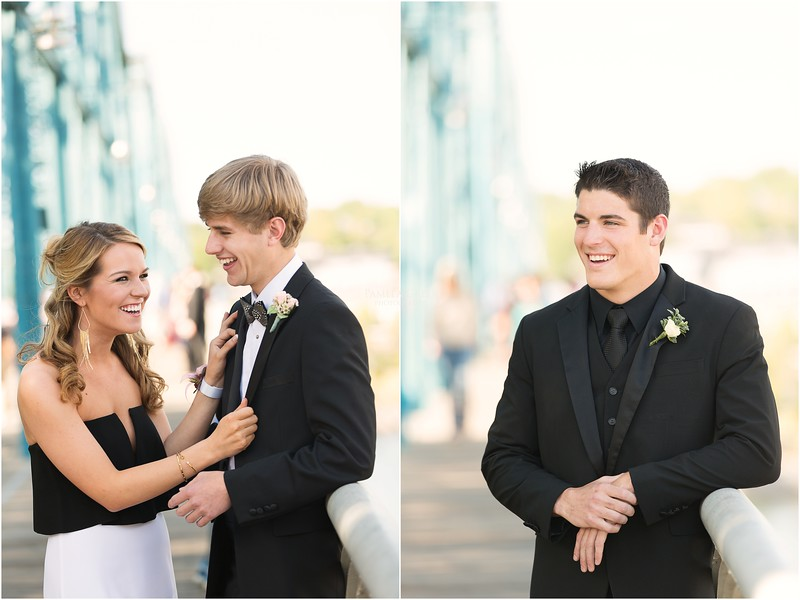 Senior Prom Photos Chattanooga TN | Baylor School