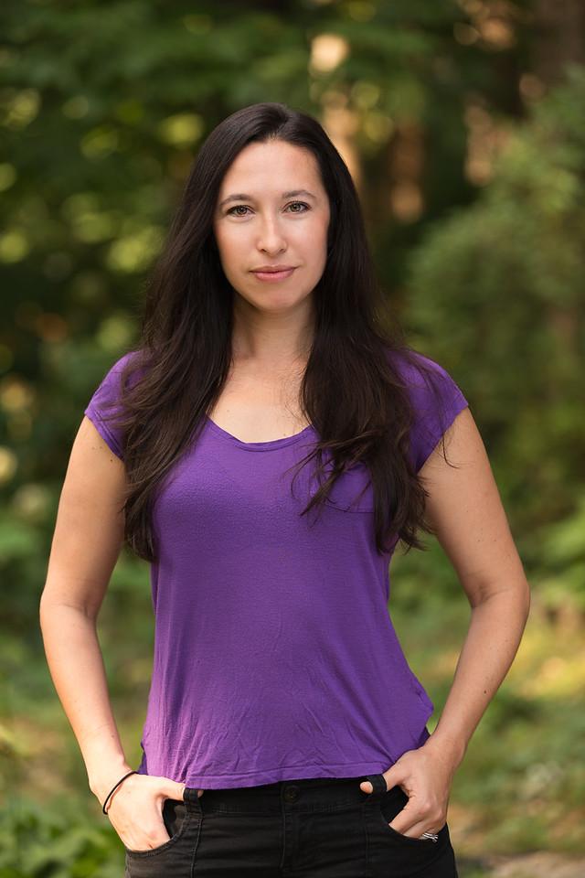 Chattanooga Professional Headshots woman