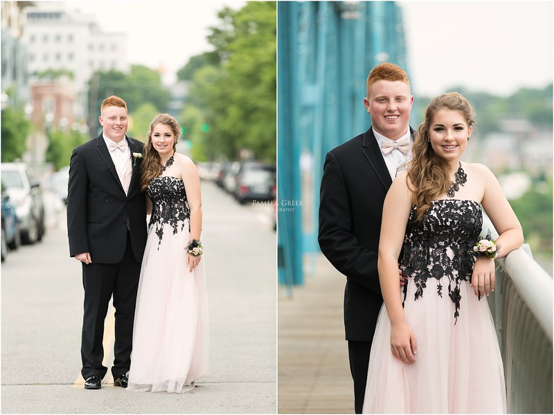 Chattanooga Prom Portraits