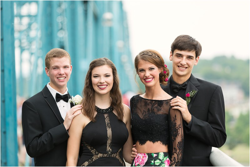 Chattanooga Senior Prom Photos | Pamela Greer Photography