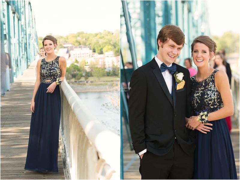 Baylor School Prom Photos | Pamela Greer Photography