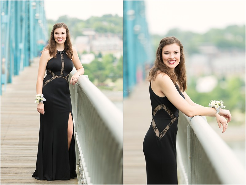 Chattanooga Senior Girl Prom Photos