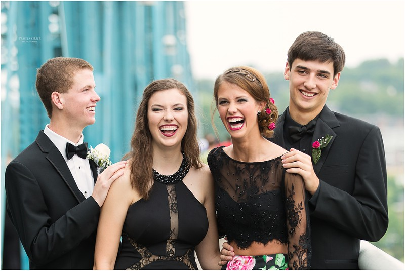 SDHS Prom Photos in Chattanooga | Pamela Greer Photography
