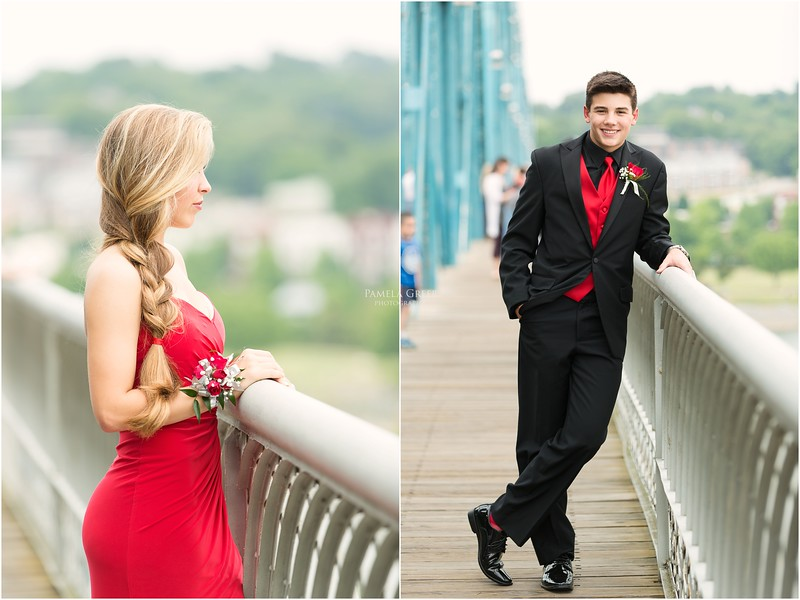 Prom photos Chattanooga