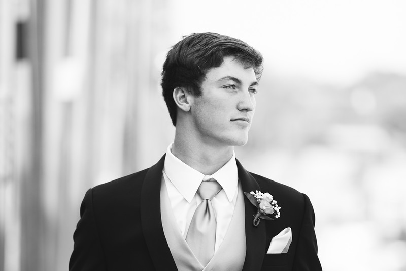 Soddy Daisy High School Prom Photos boy in tux