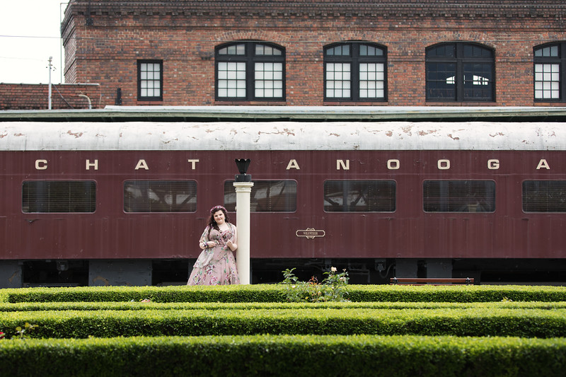 Chattanooga Prom Photos at the Chattanooga Choo Choo