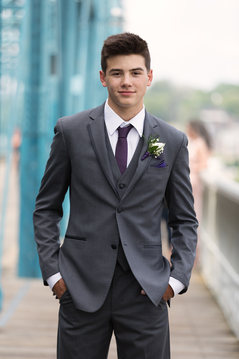 Soddy Daisy High School Prom Photos boy