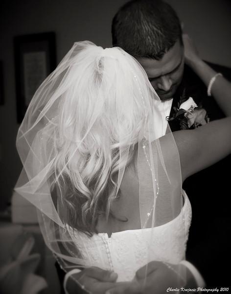 October 10, 2010 Brandi Wedding
