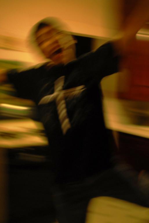 November 12th 2009 Kris