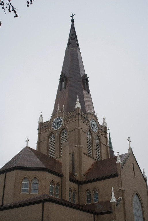 December 8, 2009, Downtown Tulsa Church