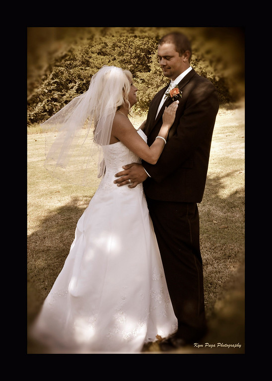 October 10, 2010 Brandi Wedding