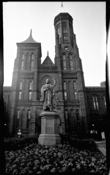 Smithsonian Institution Building, the Castle.