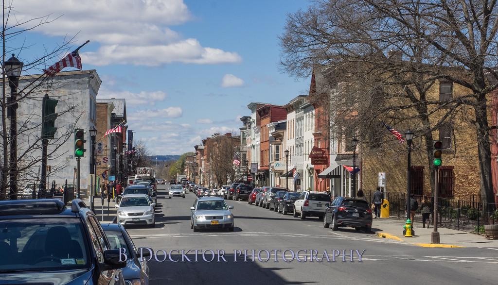 Warren Street Hudson NY