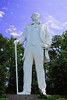 "Sam Houston Statue 2<br /> This is the Sam Houston Statue off of I-45 in Huntsville, TX.<br />  <a href=""http://www.samhoustonstatue.org"">http://www.samhoustonstatue.org</a>"