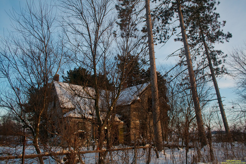 Frozen Forgotten Farm 1
