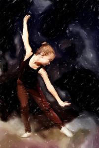 Dancer tute
