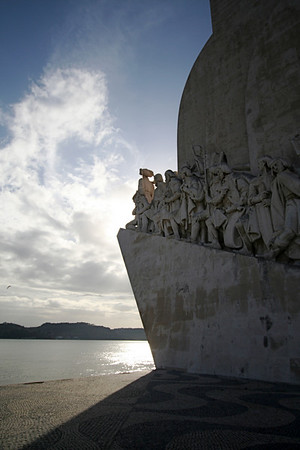 Padrão dos Descobrimentos (Monument to the Discoveries) - Belém, Lisbon