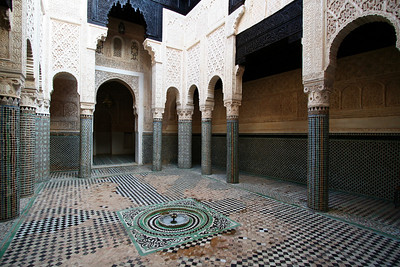 Zawiya/Madrasa Complex – Salé, Morocco