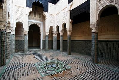 Zawiya/Madrasa Complex – Salé, Morocco
