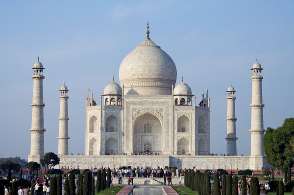 Taj Mahal – Agra, India