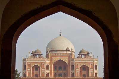 Humayun's Tomb – Delhi. India