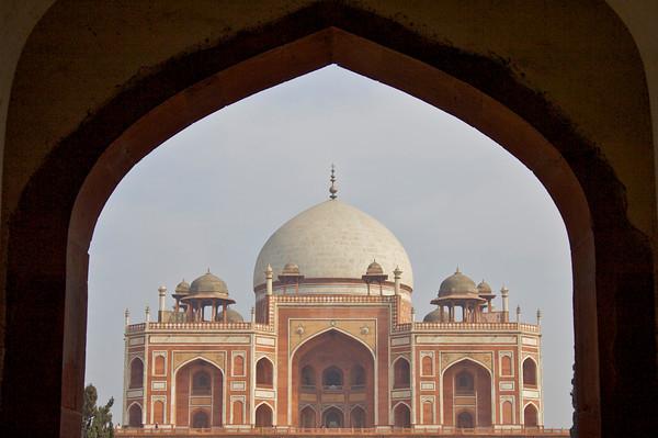 Humayun's Tomb – Delhi. India
