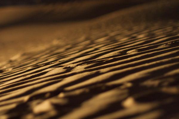 Desert dunes – Dubai, UAE