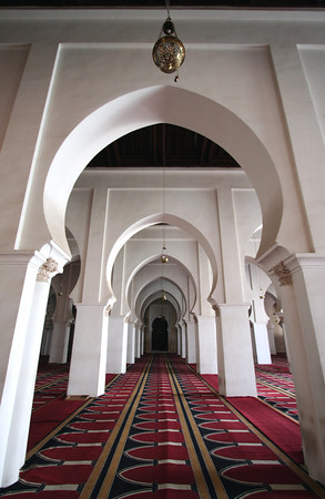 Koutoubia Mosque – Marrakech, Morocco