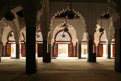 Mohamed V Mausoleum Mosque – Rabat, Morocco