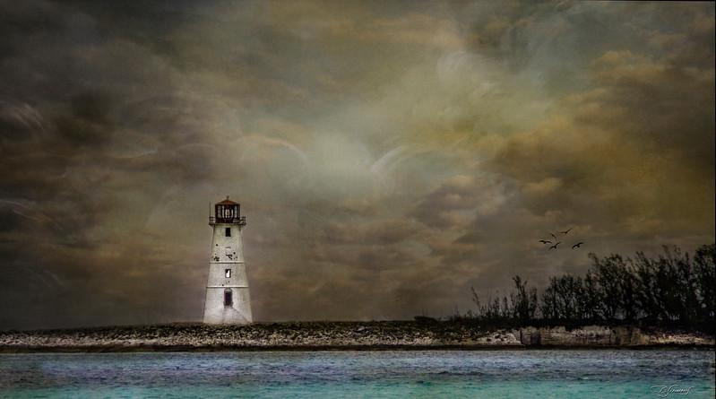 """""""PARADISE ISLAND LIGHTHOUSE"""""""