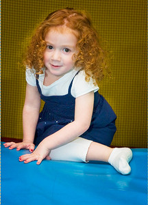 Juliet Reiff, 3rd Birthday, 2010.