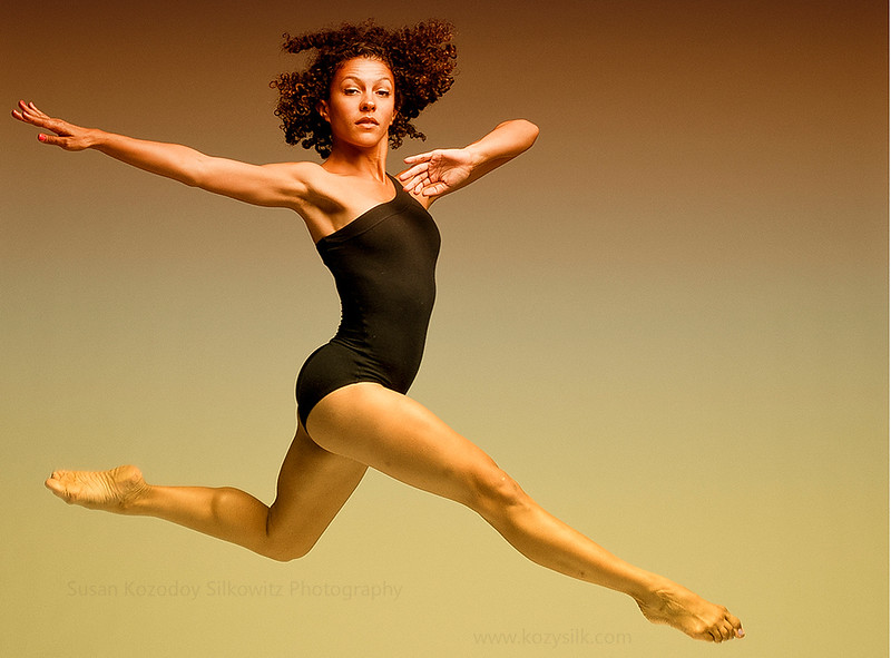 Dancer, International Center of Photography, 2008.