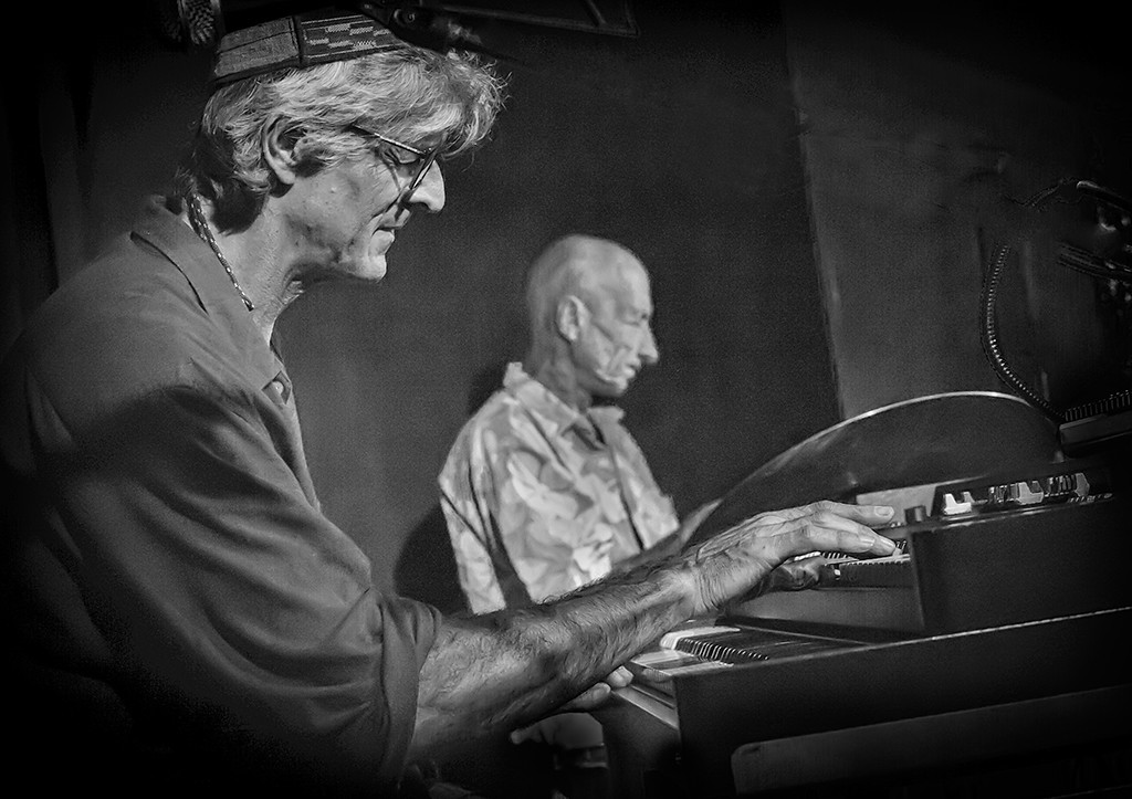Pietro Fine & Louis Burdett