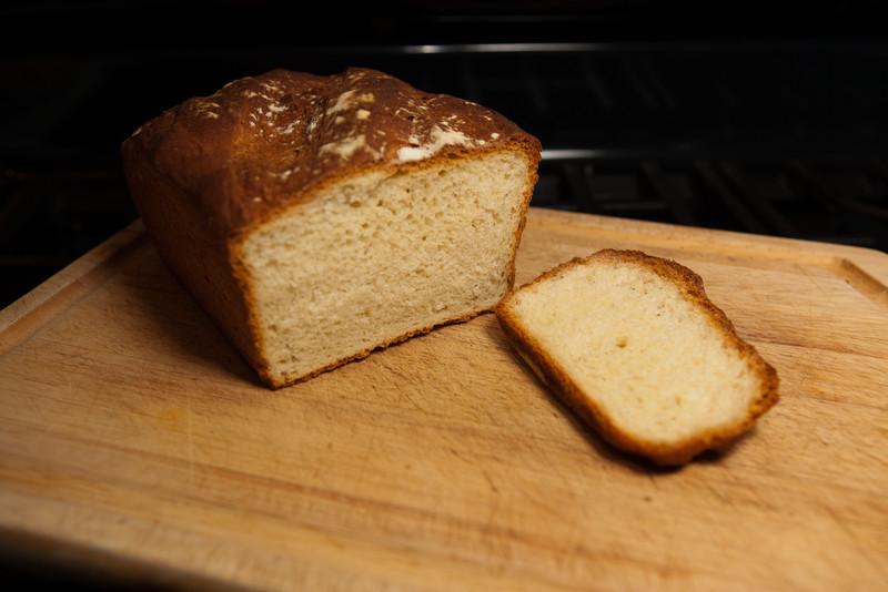 January 1, 2012 - Home made bread